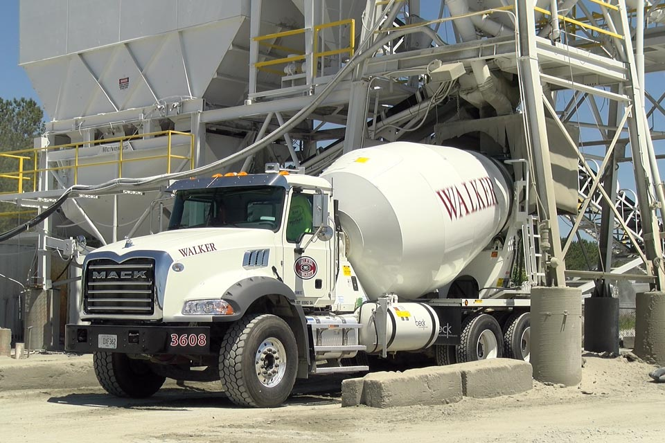 Walker Concrete
